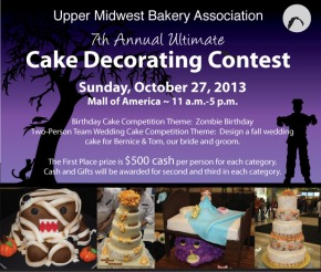 UMBA's Ultimate Cake Decorating Competition