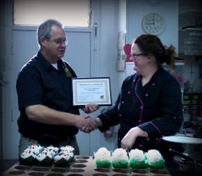 Tamara's the Cake Guru Named Bakery of the Month for November 2013