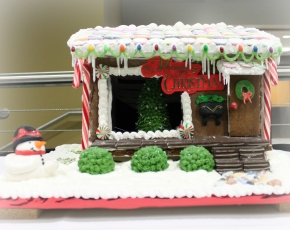 2013 MATC Gingerbread House Competition
