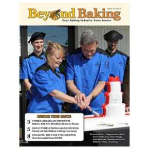 September Beyond Baking is Now Available