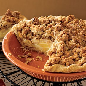 Puff Daddy's Holiday Recipe –  Sour Cream Apple Pie