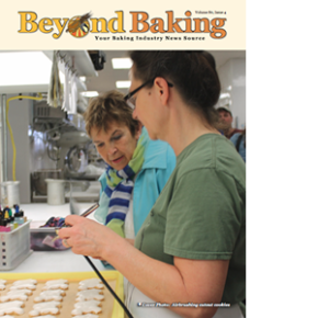 Check out the latest issue of BeyondBaking!