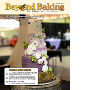 Read the latest issue of Beyond Baking!