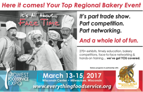 Save These Dates: March 13-15, 2017