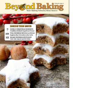 Read the latest issue of BeyondBaking