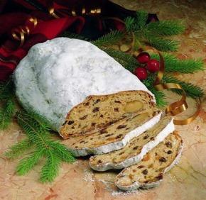 12 Days of Christmas Desserts: Old WorldStollen