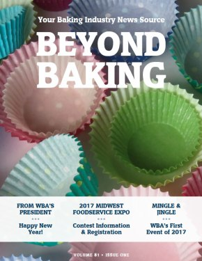 New & Improved! Check out January's issue of Beyond Baking