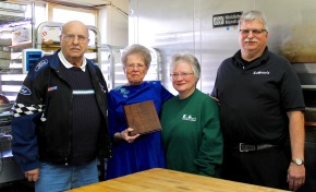 "Shirley ""Sure"" Heisler inducted into WBA Bakers Hall of Fame"