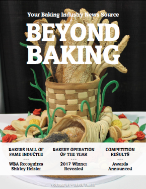 Check out the latest issue of Beyond Baking
