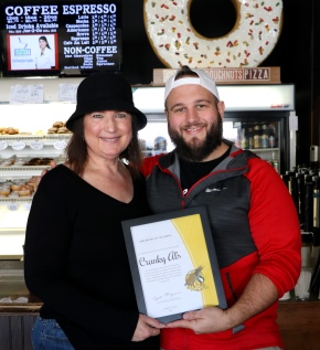 Cranky Al's Named October's Bakery of the Month